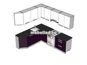 Угловую кухню  со склада
