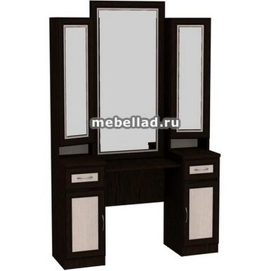 трюмо трельяж венге туалетный столик с зеркалом венге